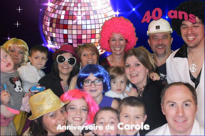 borne selfie borne photo selfie amacom anniversaire Louviers Val de Reuil Le Vaudreuil Eure Normandie