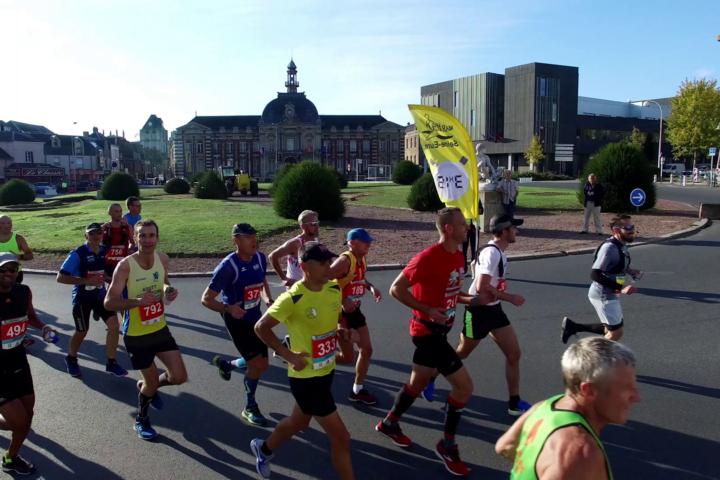 video film marathon sport louviers val de reuil seine eure le neubourg eure normandie