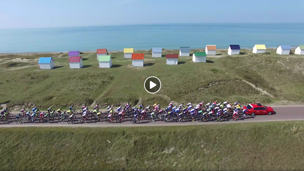 video film drone eure normandie cyclisme sport