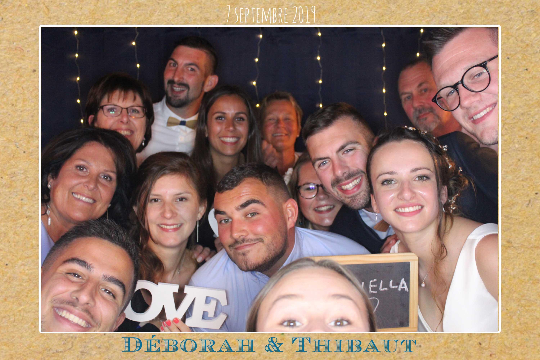 photobooth box selfie photo borne à selfie mariage eure Gite de La Hulotte chateau de la noe vicaire saint antonin de sommaire rugles verneuil breteuil l'aigle eure orne normandie
