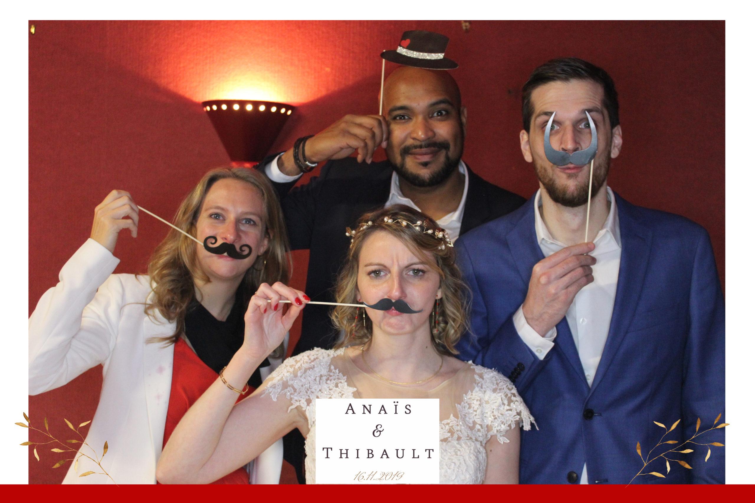 mariage borne photo selfiebox photomaton photobooth vieux villez gaillon louviers chateau corneille eure normandie