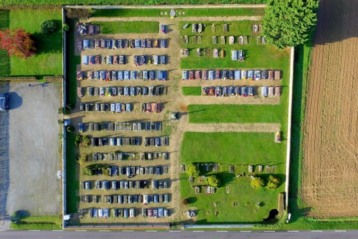 Photo Video drone eure normandie le neubourg