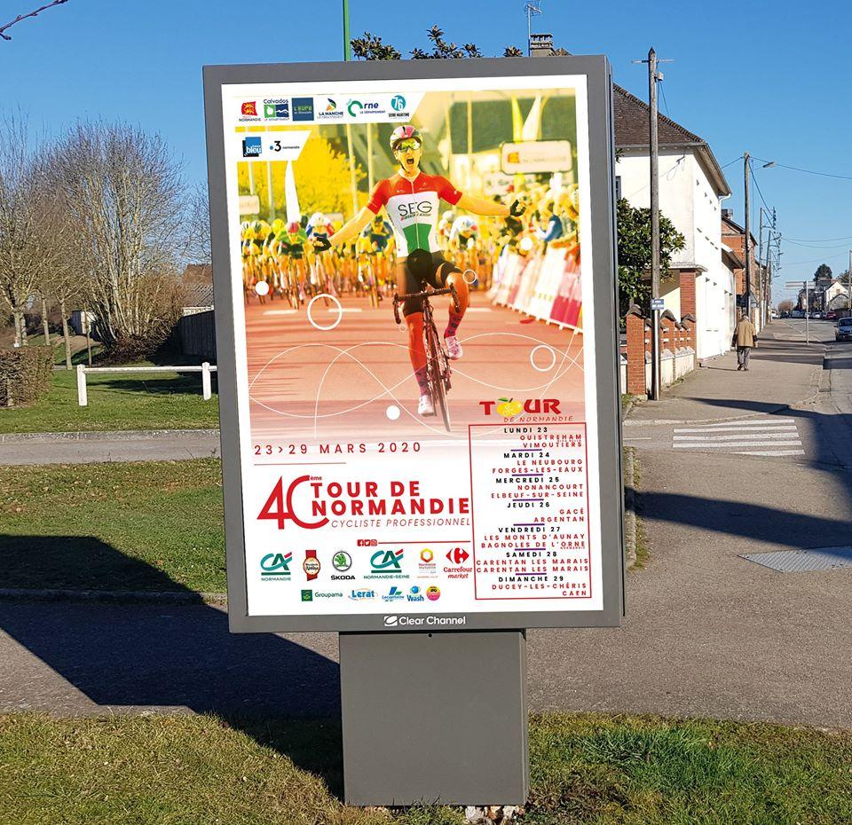 Agence de communication agence de publicité le neubourg eure normandie affiche impression imprimerie site internet réseaux sociaux