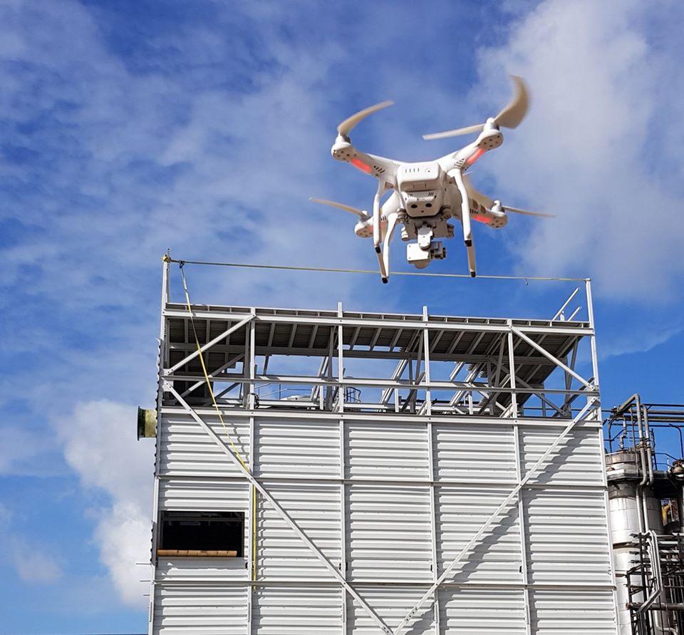 drone eure suivi chantier btp le neubourg eure normandie