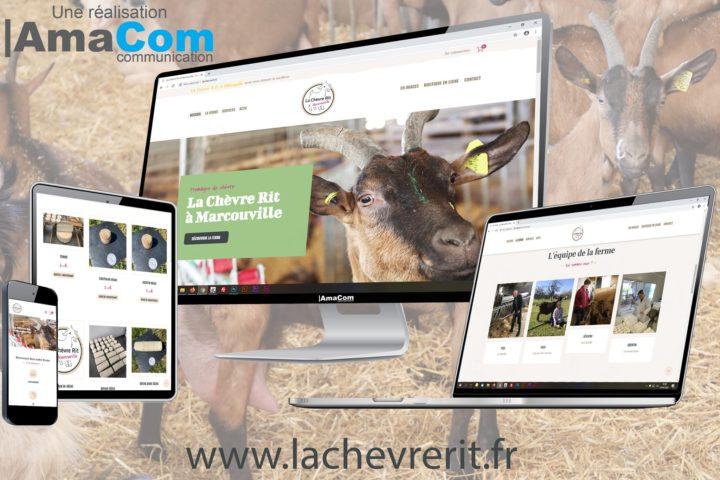 la chevre rit à marcouville site internet boutique en ligne bourgtheroulde eure normandie