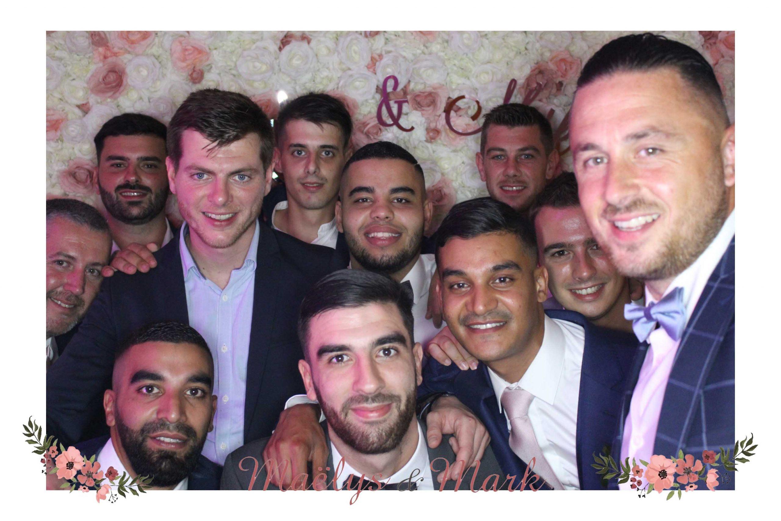 boite selfie borne à selfie mariage evenement yerville louviers eure normandie
